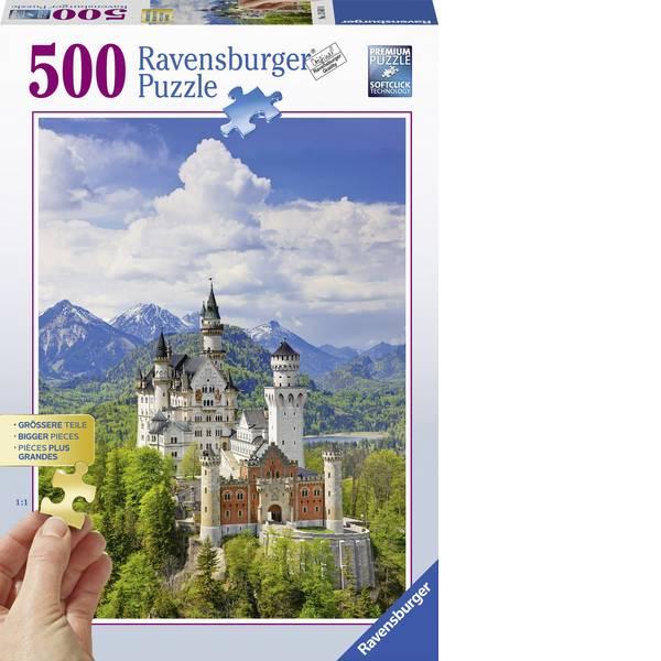 Puzzle - Ravensburger Märchenhaftes Schloss 13681 -