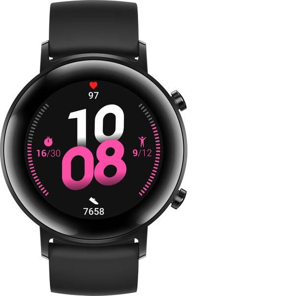 Dispositivi indossabili - HUAWEI Watch GT 2 (42 mm) Smartwatch M Nero -