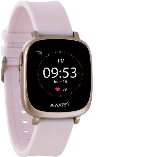 Dispositivi indossabili - X-WATCH Ive XW Fit Smartwatch Rosa -