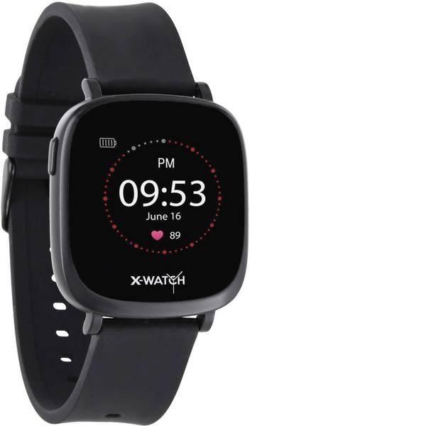 Dispositivi indossabili - X-WATCH Ive XW Fit Smartwatch Nero -