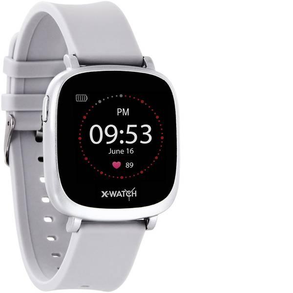 Dispositivi indossabili - X-WATCH Ive XW Fit Smartwatch Grigio -