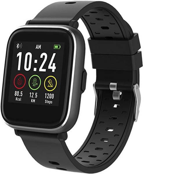Dispositivi indossabili - Denver SW-161 Smartwatch Nero -