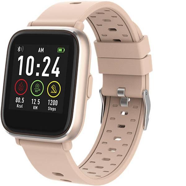 Dispositivi indossabili - Denver SW-161 Smartwatch Rose -