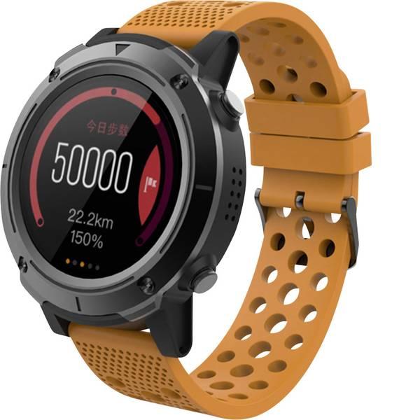 Dispositivi indossabili - Denver SW-510 Smartwatch Arancione -