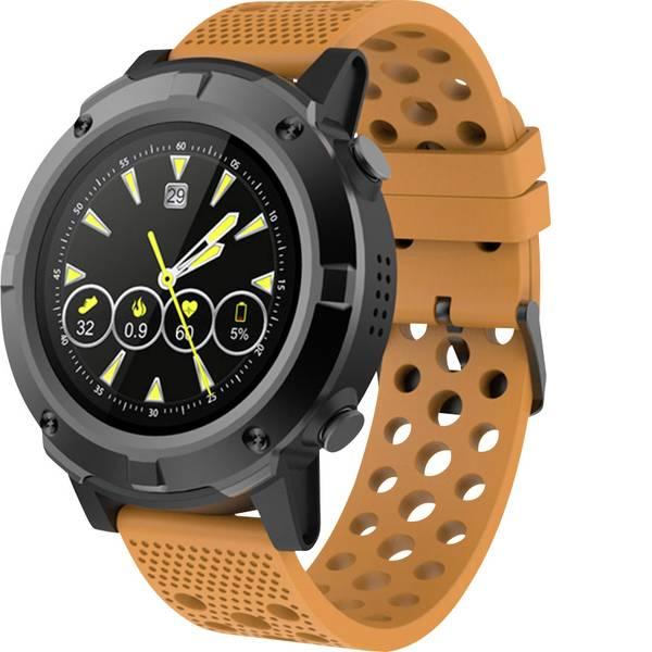 Dispositivi indossabili - Denver SW-660 Smartwatch Arancione -