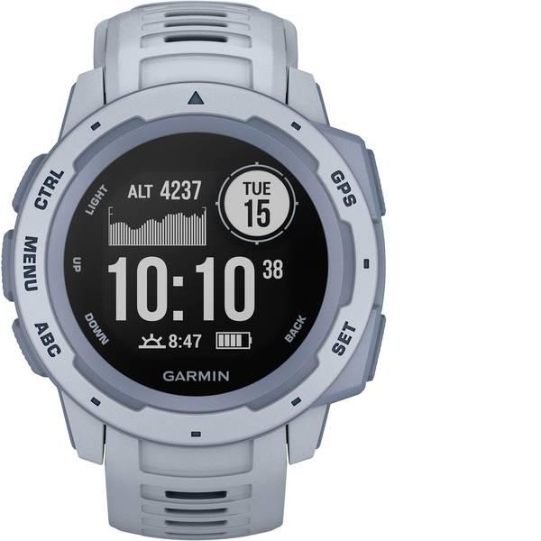 Dispositivi indossabili - Garmin INSTINCT Hellblau/Blau Orologio sportivo con GPS Azzurro -
