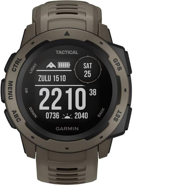 Dispositivi indossabili - Garmin INSTINCT TACTICAL Hellbraun Orologio sportivo con GPS Marrone chiaro -