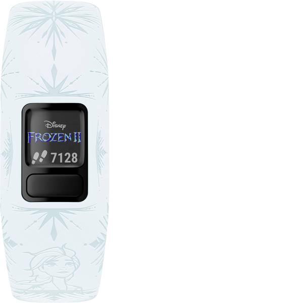 Dispositivi indossabili - Garmin VIVOFIT JR. 2 Eiskönigin 2 ELSA Orologio da polso per bambini Azzurro -