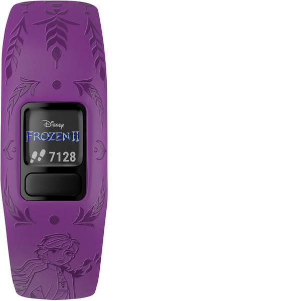 Dispositivi indossabili - Garmin VIVOFIT JR. 2 Eiskönigin 2 Anna Orologio da polso per bambini Viola -