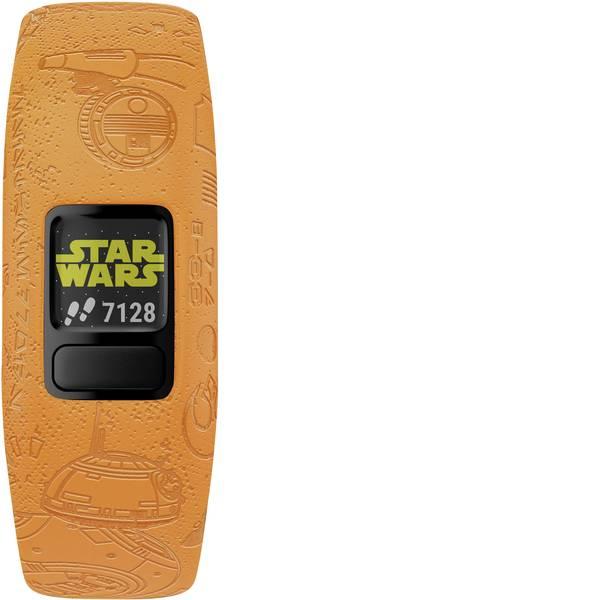 Dispositivi indossabili - Garmin VIVOFIT JR. 2 Star Wars helle Seite der Macht Orologio da polso per bambini Arancione -