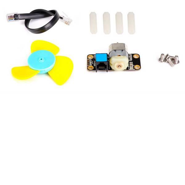 Kit accessori per robot - Makeblock Motore 130 Motor Pack 5V/10000RPM -