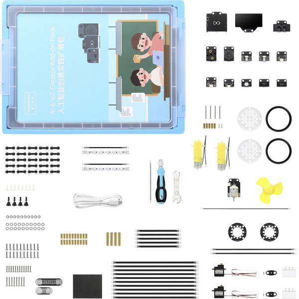 Kit accessori per robot - Makeblock Espansione MINT HaloCode Entwickler -