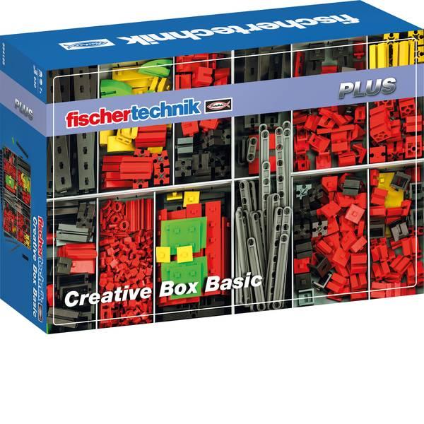 Kit esperimenti e pacchetti di apprendimento - fischertechnik 554195 Creative Box Basic Kit esperimenti da 7 anni -