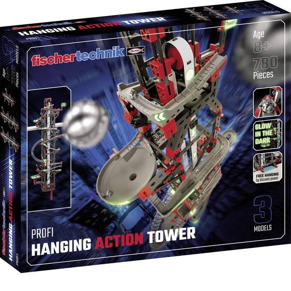 Kit esperimenti e pacchetti di apprendimento - fischertechnik 554460 Hanging Action Tower Kit esperimenti da 8 anni -