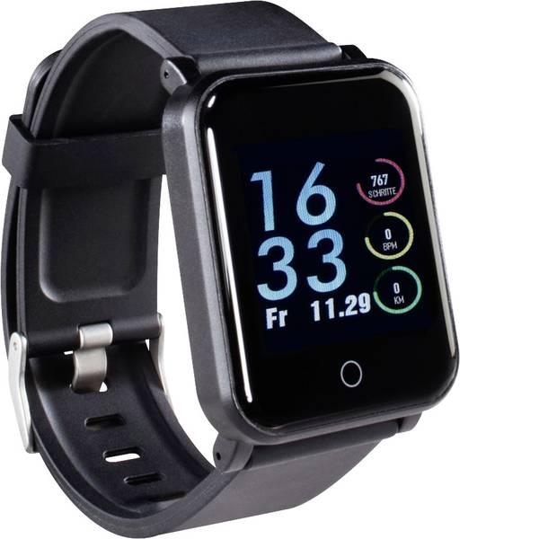 Dispositivi indossabili - Hama Fit Track 5900 Fitness Tracker con funzione pulsazioni Nero -