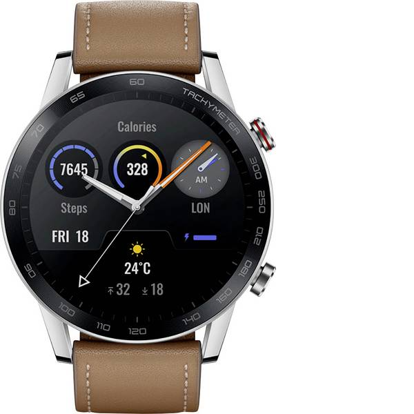 Dispositivi indossabili - honor MagicWatch 2 Smartwatch Marrone chiaro -
