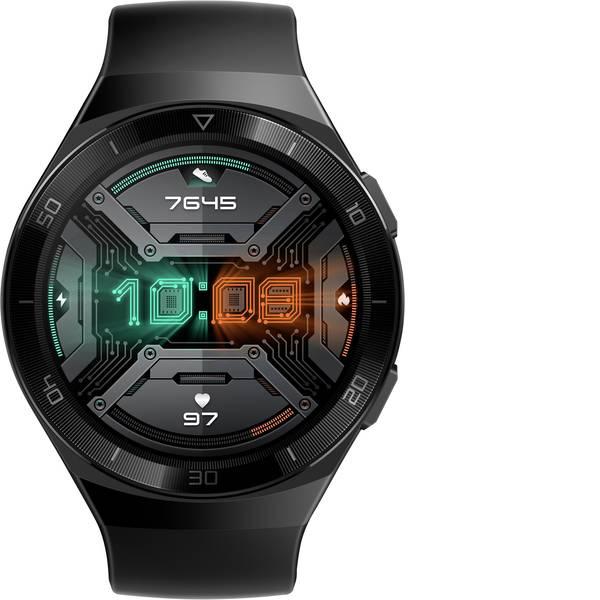 Dispositivi indossabili - HUAWEI Watch GT 2e (Hector B19S) Smartwatch Nero -