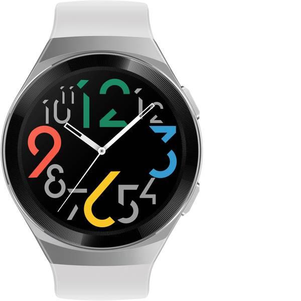 Dispositivi indossabili - HUAWEI Watch GT 2e (Hector B19P) Smartwatch Bianco -