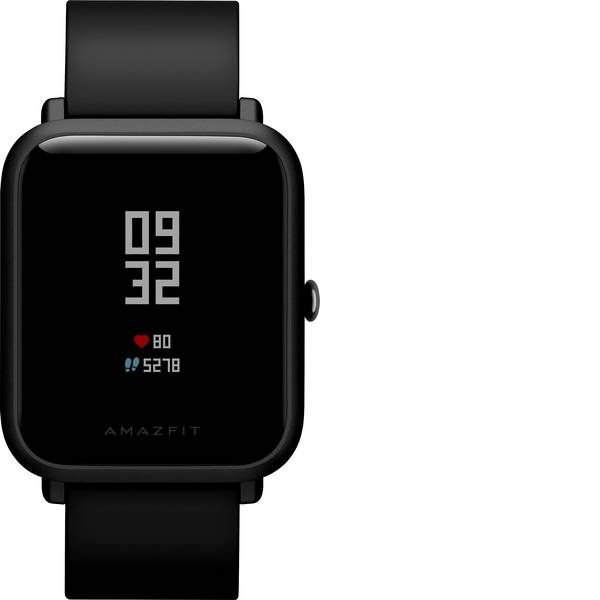 Dispositivi indossabili - Amazfit Bip Lite Orologio sportivo con GPS Nero -