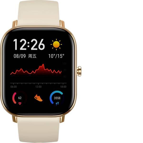 Dispositivi indossabili - Amazfit GTS Fitness Tracker Giallo deserto opaco -