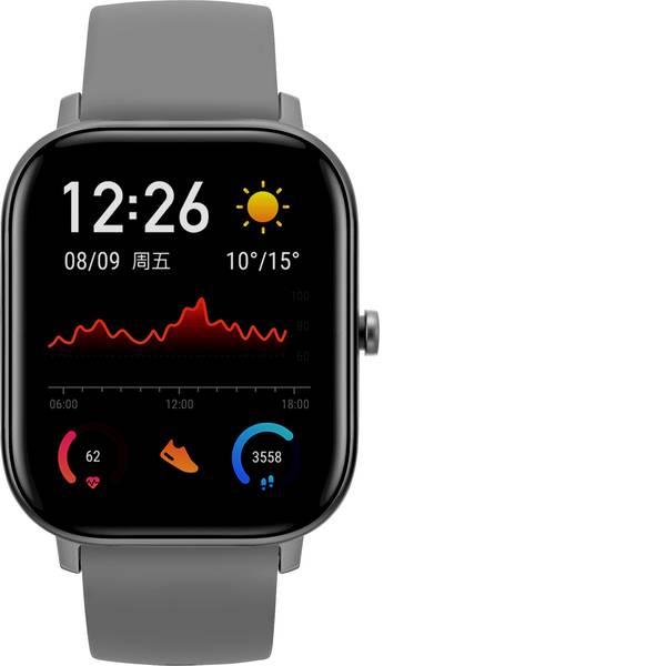 Dispositivi indossabili - Amazfit GTS Fitness Tracker Grigio (opaco) -