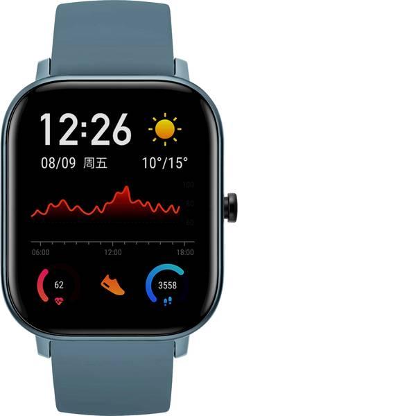 Dispositivi indossabili - Amazfit GTS Fitness Tracker Blu (opaco) -