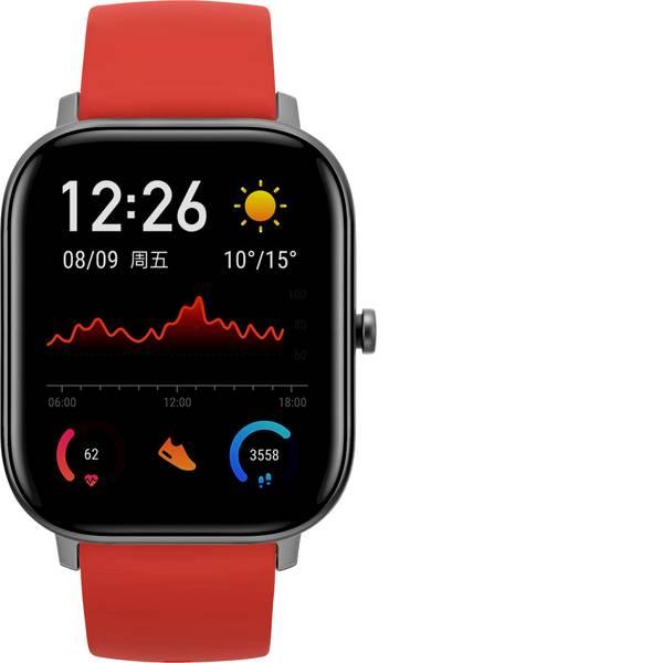 Dispositivi indossabili - Amazfit GTS Fitness Tracker Rosso-arancione -