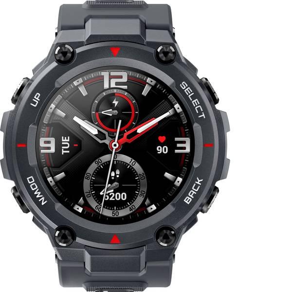 Dispositivi indossabili - Amazfit T-Rex Orologio sportivo con GPS Grigio (opaco) -