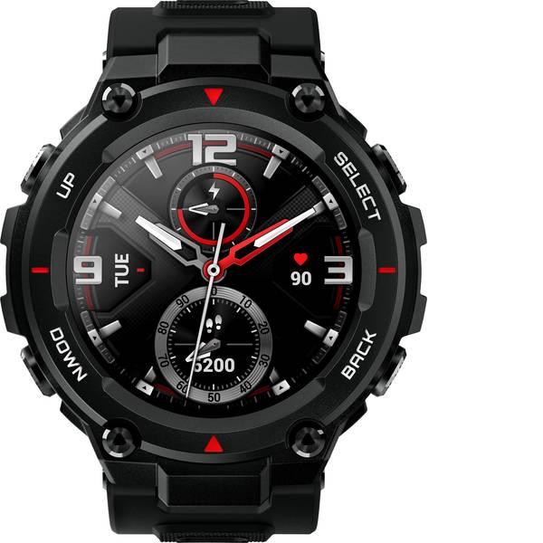 Dispositivi indossabili - Amazfit T-Rex Orologio sportivo con GPS Nero (opaco) -