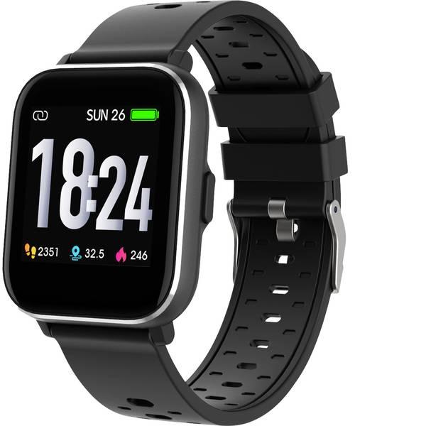 Dispositivi indossabili - Denver SW-163 Smartwatch Nero -