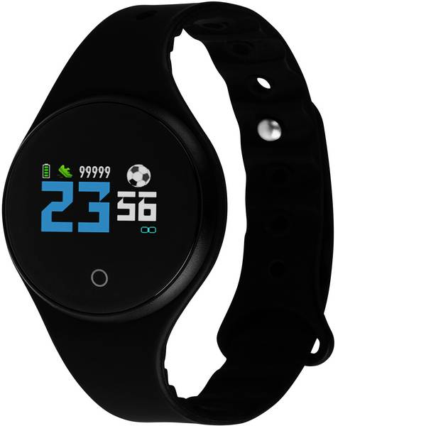 Dispositivi indossabili - X-WATCH EuroChamp Smartwatch Nero -