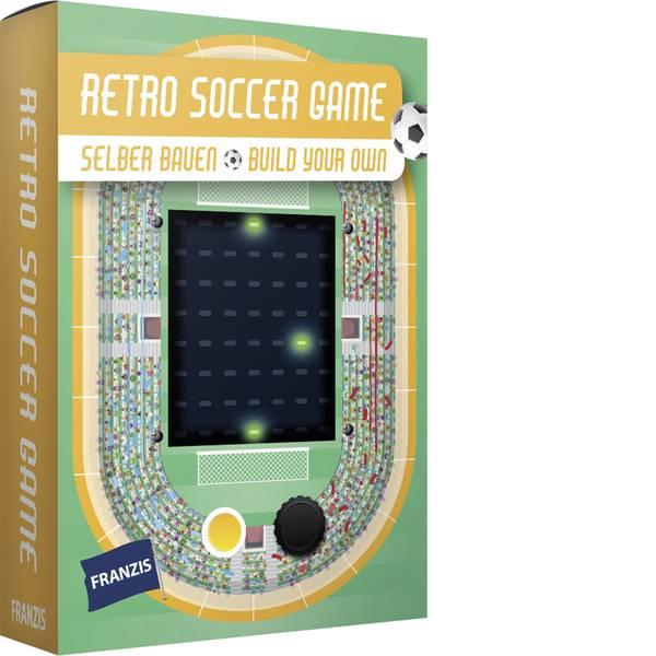 Giochi delle costruzioni - Franzis Verlag Gioco di calcio retrò - costruire da soli -