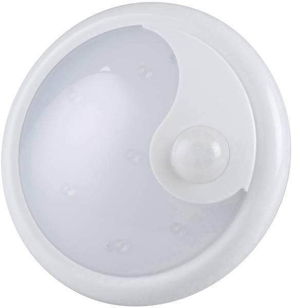 Luci notturne - Grundig 98987 Lampada da notte con rilevatore di movimento LED Bianco -