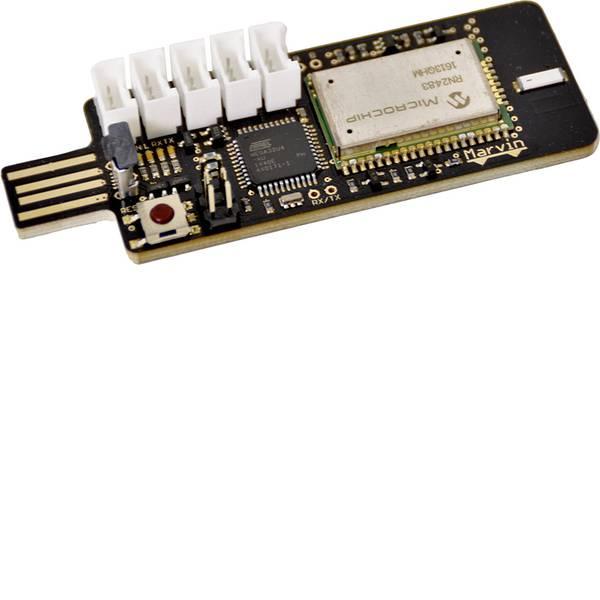 Kit e schede microcontroller MCU - Scheda di sviluppo Marvin LoRa per IoT -