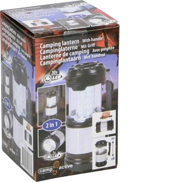 Lampade per campeggio, outdoor e per immersioni - LED Lanterna da campeggio Camp Active a batteria -