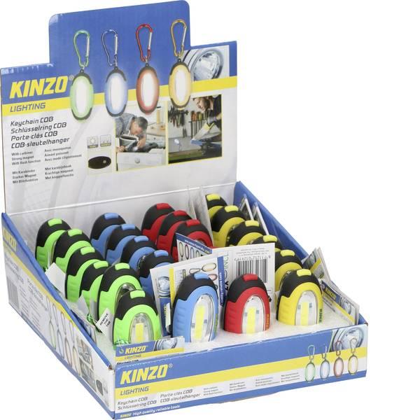 Mini lampade portatili - Kinzo Portachiavi LED Assortito (selezione del colore non possibile) -