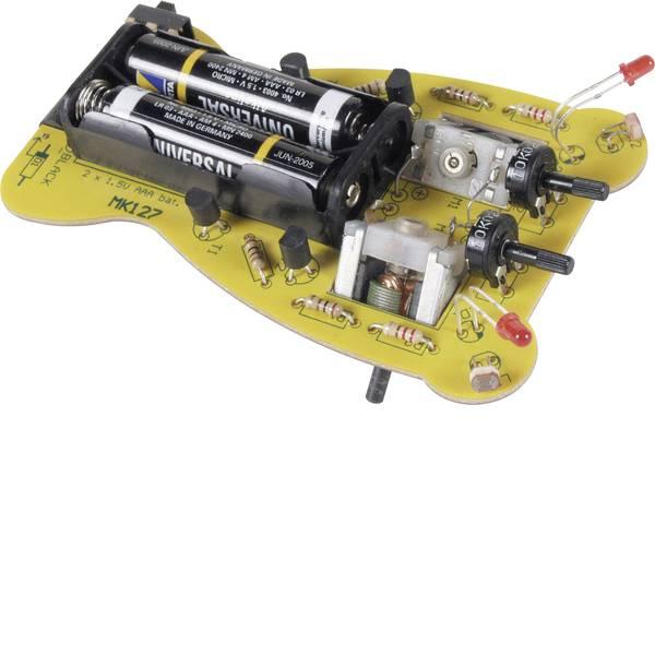 Robot in kit di montaggio - Velleman Robot mobile in kit da montare MK127 Modello (kit/modulo): KIT da costruire -