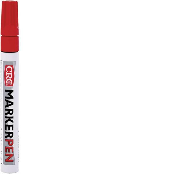 Vernici per pavimento - CRC 20388-AA Markerpen Rosso segnale 10 ml -