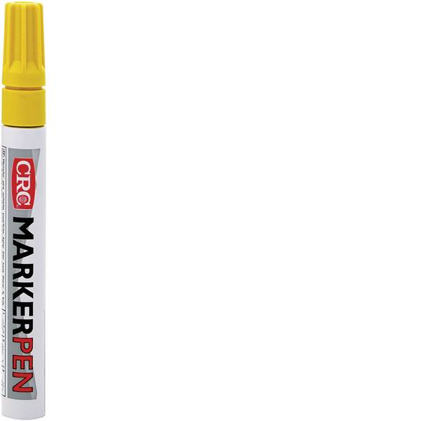 Vernici per pavimento - CRC 20400-AA Markerpen Giallo segnale 10 ml -