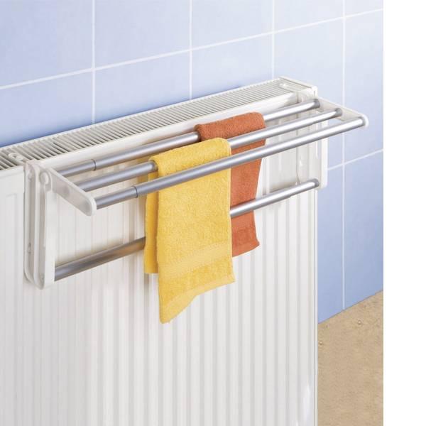 Utensili per uso domestico - Asciugamani elettrici, salvaspazio WENKO per termosifone. -