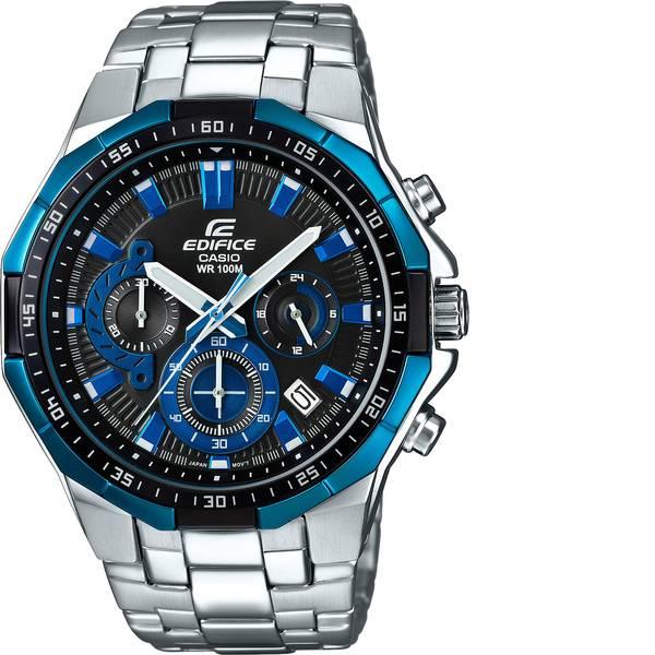 Orologi da polso - Casio Orologio da polso EFR-554D-1A2VUEF (L x A) 47.10 mm x 51.50 mm Blu Materiale cassa=Acciaio Materiale  -