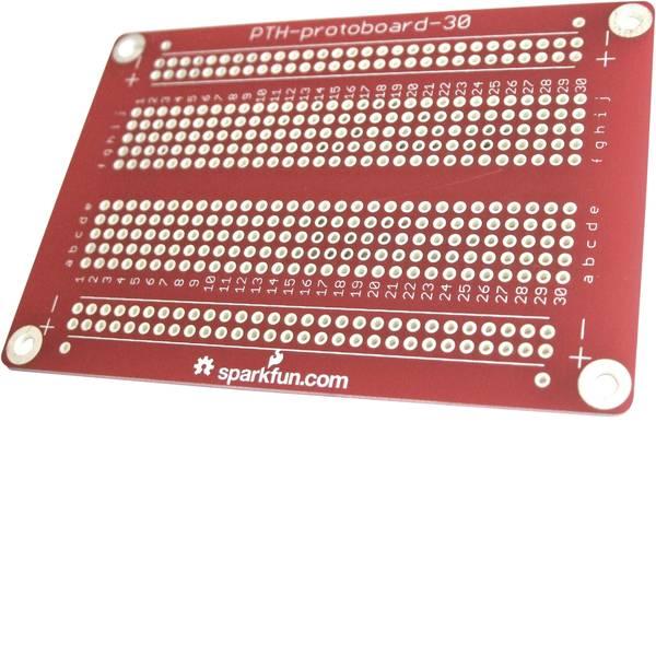 Moduli e schede Breakout per schede di sviluppo - Sparkfun SPK12070 Breadboard saldabile 1 pz. Adatto per: Arduino, Raspberry Pi -