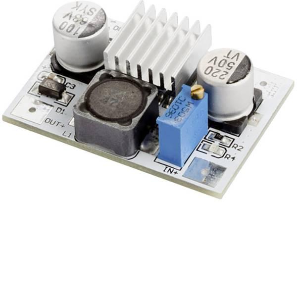 Moduli e schede Breakout per schede di sviluppo - Regolatore di tensione Velleman VMA402 Adatto per (scheda): Arduino, Arduino UNO, Fayaduino, Freeduino, Seeeduino,  -