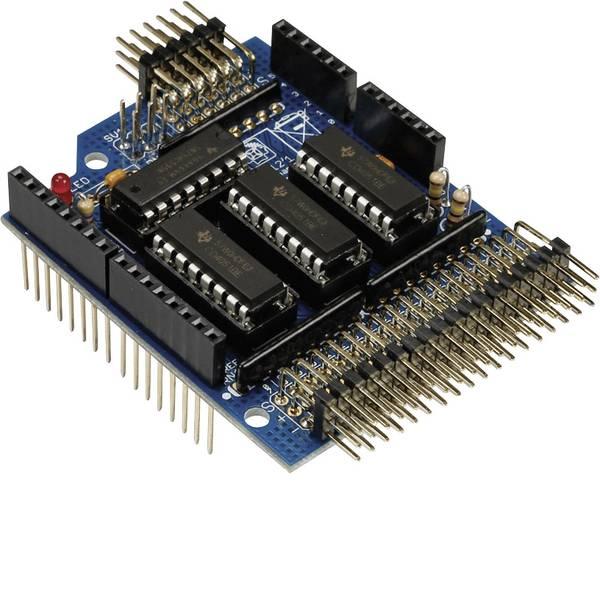 Shield e moduli aggiuntivi HAT per Arduino - Shield di espansione con gli ingressi analogici Velleman;KA12;Adatto per (scheda): Arduino;1 pz. -