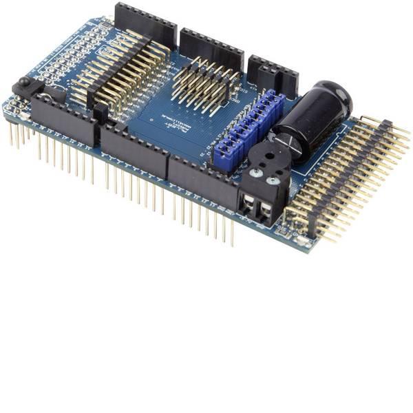 Shield e moduli aggiuntivi HAT per Arduino - Shield Velleman VRSSM Adatto per (scheda): Arduino -