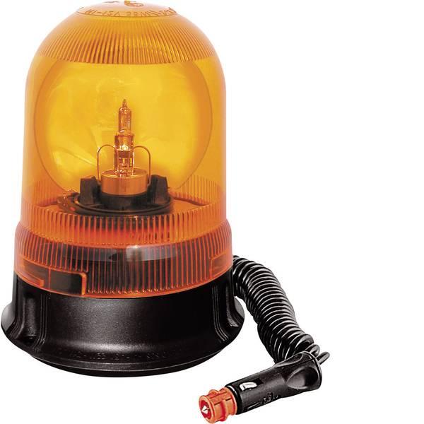 Lampeggianti e luci di segnalazione - AJ.BA Luce a tutto tondo GF.25 GF.25 ASTRAL 24 V via rete a bordo Ventosa, Magnetico Arancione -