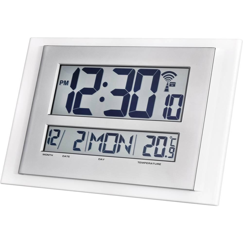 Orologio da parete radiocontrollato renkforce a401 280 mm for Orologio da parete radiocontrollato