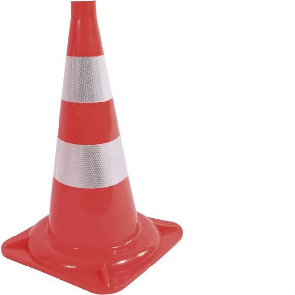 Prodotti assistenza guasti e incidenti - Cono per traffico Kunzer 7VLK1 Pylon (L x A x P) 29.5 x 50 x 29.5 cm -