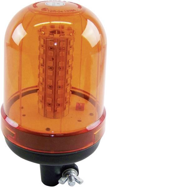 Lampeggianti e luci di segnalazione - Berger & Schröter Luce a tutto tondo 20199 12 V, 24 V via rete a bordo Supporto Arancione -