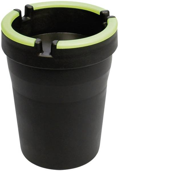 Accessori comfort per auto - Posacenere 60285 80 mm x 110 mm fluorescente -